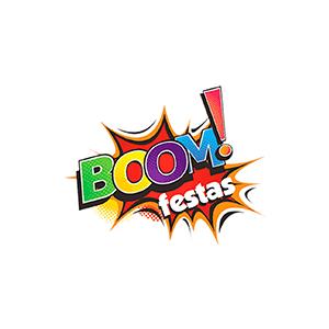 Logo Boom Festas