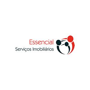 Logo Essencial Imobiliária