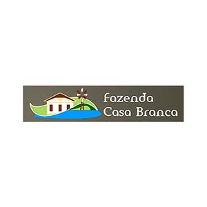 Logo Fazenda Casa Branca
