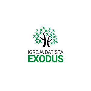Logo Igreja Batista Exodus