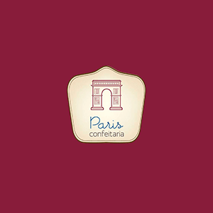 Logo Paris Confeitaria