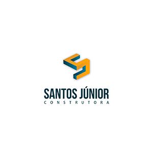 Logo Santos Júnior Coinstrutora