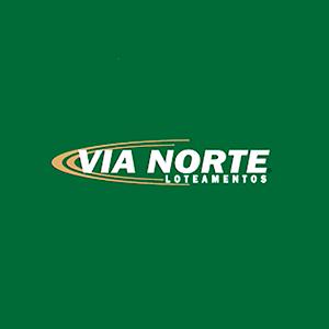 Logo Via Norte Loteamento