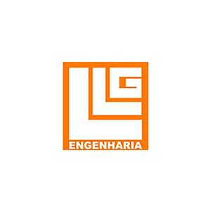 Logo LLG Engenharia
