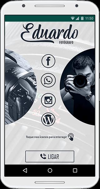Cartão de Visita Digital 5